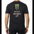 FOX Monster Pro Circuit fekete póló