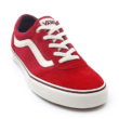 VANS Milton (Vintage)  #  Red / Off white