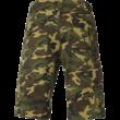 FOX Slambozo Camo Cargo Short  #  Green camo
