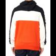 FOX Charger PO  #  Black / Orange belebújós kapucnis pulóver