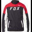 FOX Moth Windbreaker  #  Black / Red