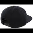 VANS Checkered Side Snapback  #  Black