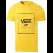 VANS Print Box  #  Sulphur / Black