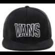 VANS SVD University 110 Snapback  #  Black / White