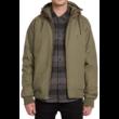 VOLCOM Hernan 5K Jacket  #  Army green combo