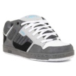 DVS Enduro 125  #  Black / Grey / White nubuck