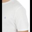 VOLCOM Stone Blank BSC  #  White 1póló hímzett kis  logóval
