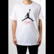 NIKE Jordan Jumpman Flight Hbr tee  White