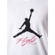 NIKE Jordan Jumpman Flight Hbr  #  White