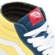 VANS SK8-Mid (Retro Skate)  #  Sailor blue / Aspen gold