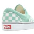 VANS Era (Checkerboard)  #  Neptun green / True white