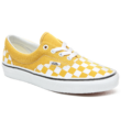 VANS Era (Checkerboard)  #  Yolk yellow / True white