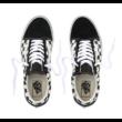 VANS Old Skool (Primary Checker)  #  Black / White