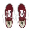 VANS Old Skool Platform  #  Port royale