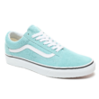 VANS Old Skool  #  Aqua haze  / True white