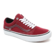 VANS Old Skool Pro  #  Rumba red / True white