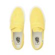 VANS Classic Slip-on 47 V (Suede)  #  Aspen gold / Blanc de blanc