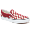 VANS Classic Slip-on  #  Rumbe red / True white