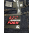 DC Worker Straight Fit  Indigo rinse farmer