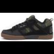 DVS Comanche 2,0+ Black / Camo Nubuck gördeszkás cipő