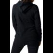 FOX Checkpoint PO - Black női kapucnis pulóver