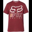 FOX Overhaul Tech - Cranberry technikai póló