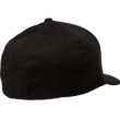 FOX Pro Circuit Flexfit - Black baseball sapka