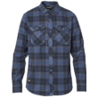 FOX Traildust 2.0 Flannel - Navy / Gold ing