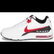 NIKE Air Max Ltd -  White / University red / Black cipő