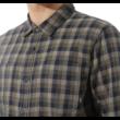 VANS Alameda II - Dress blues / Grape leaf kockás ing