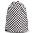 VANS Benched  #  Black / White checkerboard tornazsák