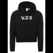 VANS Flying V FT Boxy Po  Black női kapucnis pulóver