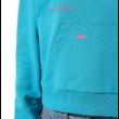 VANS Kaye Crop HO - Enamel Blue női kapucnis pulóver
