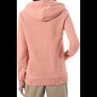 VANS Classic V ll Po - Rose dawn női kapucnis pulóver