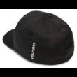 VOLCOM Full Stone Flexfit  #  Black