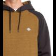 VOLCOM Homak PO - Golden brown kapucnis pulóver