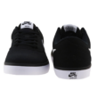 NIKE SB Check Solarsoft Canvas  #  Black / White