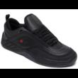 DC Williams Slim  #  Black / DK grey / Athletic red