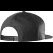 ETNIES Icon Snapback - Black / Yellow baseball sapka