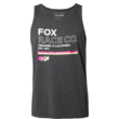 FOX Analog Tech Tank #  Heather black trikó