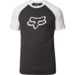 FOX Blocked Premium  # Black / White póló