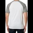 FOX Blocked Premium  #  White / Grey póló