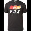 FOX Chromatic Premium  # Black vintage póló