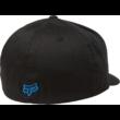 FOX Flex 45 Flexfit  #  Black / Blue