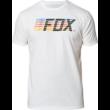 FOX Lightspeed Moth Premium  # Optic white póló