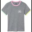 VANS Rally Bell  #  Grey heather / Fuchsia pink