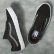 VANS BMXOld Skool- Black / Grey / White cipő