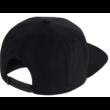 Jordan Pro Jumpman Snapback - Black / Black / White baseball sapka