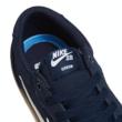 NIKE SB Chron Solarsoft -  Obsidian / White gördeszkás cipő