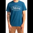 BILLABONG Trademark- Denim blue póló